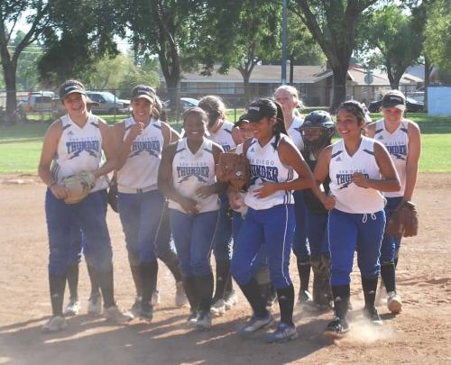 Thunder Heads to Camp in Las Vegas at UNLV to Prepare for Orlando World Series